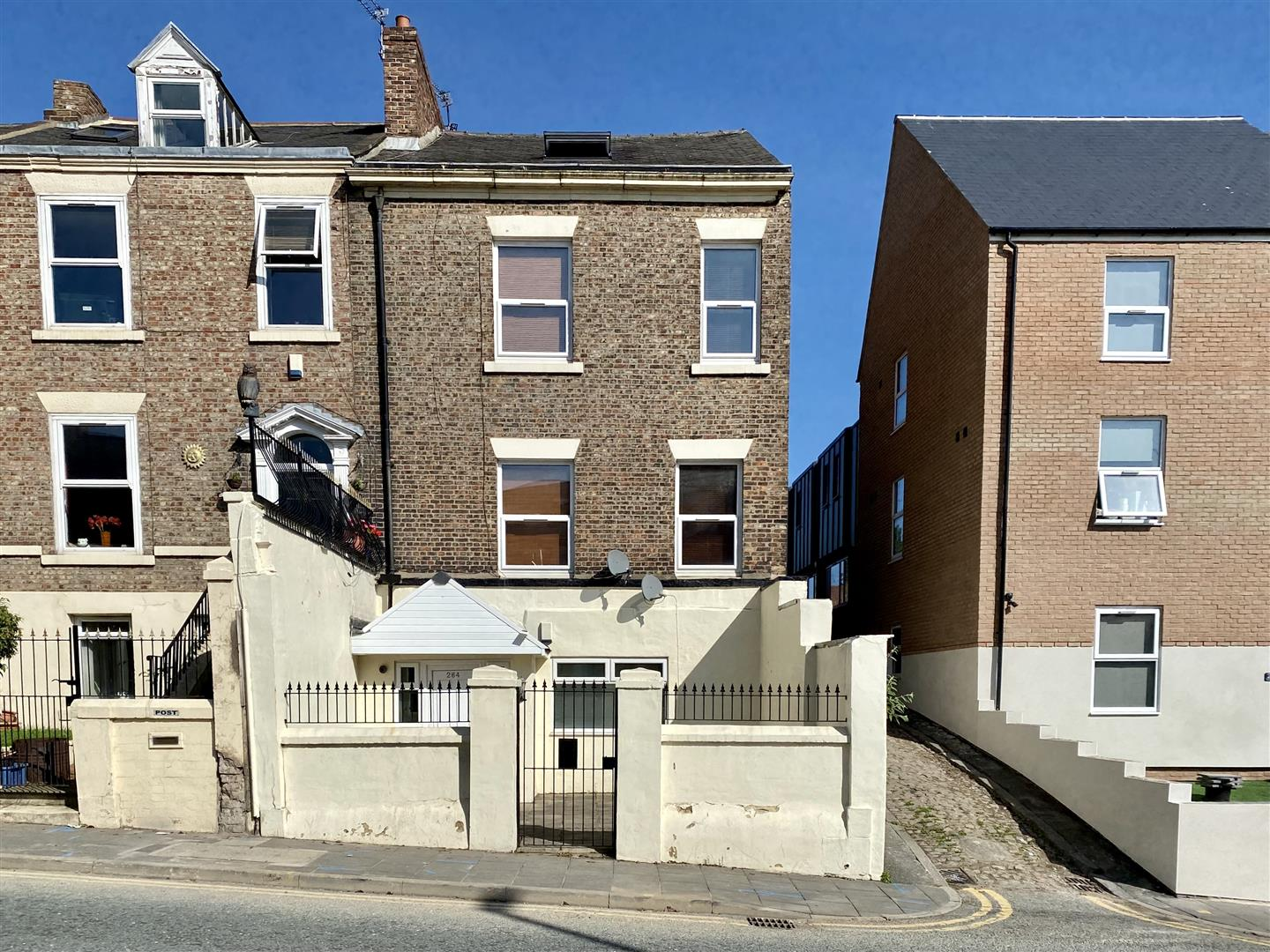 Westgate Road Newcastle Upon Tyne, 8 Bedrooms  Block of flats ,Sold (STC)
